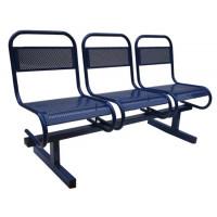 Секция стульев С3 сварная