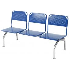 """Секция стульев """"Лайн"""" без подлокотников"""
