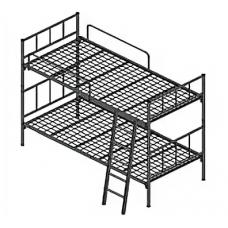 """Кровать двухъярусная металлическая """"Арго"""" К.722.26"""