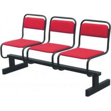 """Секция стульев """"Форум"""" мягкая сварная, С4.30.00, С4.30.04, С4.30.05, С4.30.06"""