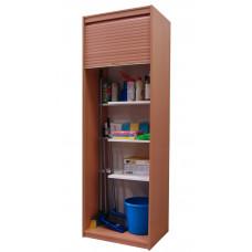 """Шкаф для уборочного инвентаря с жалюзи """"Ринг"""""""