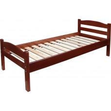 Кровать односпальная деревянная МР-1